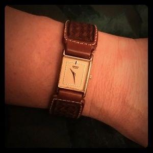Seiko watch, brand new battery